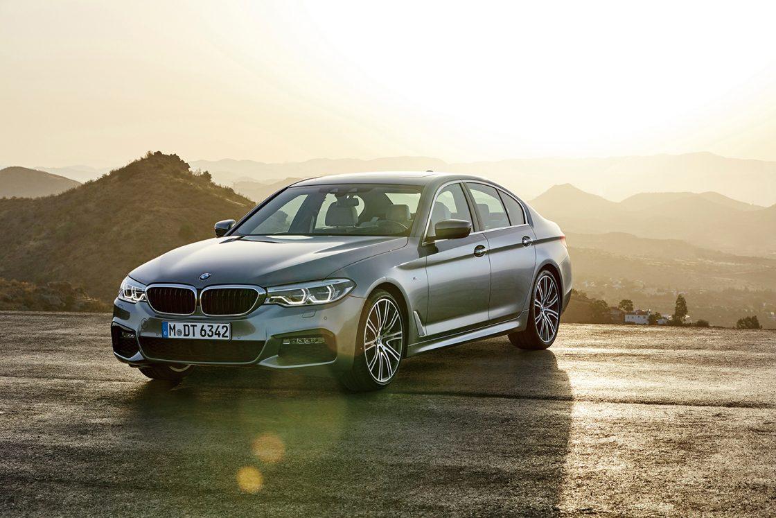 BMW 5시리즈가 표준을 논하기 시작했다 - 에스콰이어 코리아 2017년 3월호