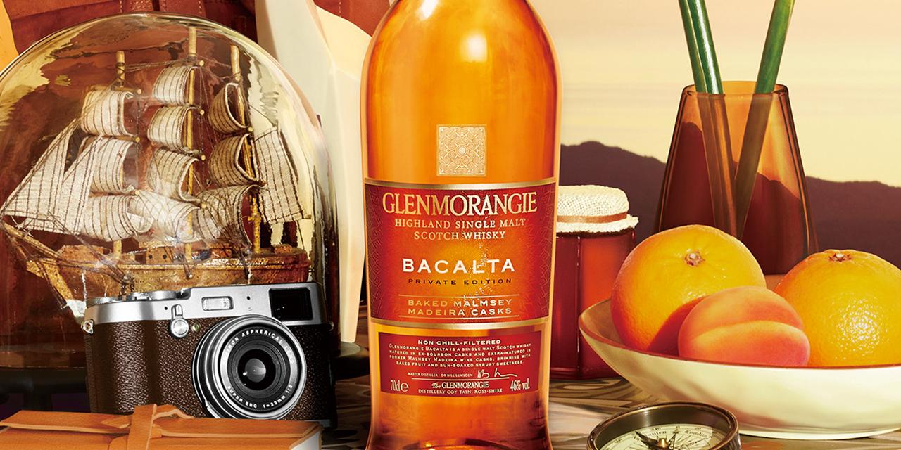 글렌모렌지의 프라이빗 에디션 '글렌모렌지 바칼타'는 바로 그 마법의 산물이다.