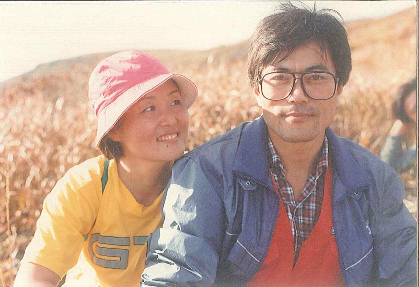 지지율 1위의 대선주자 문재인과 그를 가장 지지하는 아내 김정숙을 만났다.