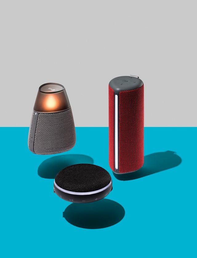 (왼쪽부터) 캔들 PH3 12만9000원 | 쿠키 PH2 6만9000원 | 액티브 PH4 8만9000원
