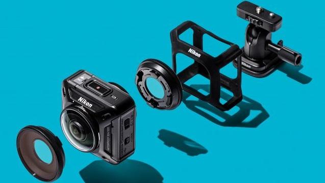 방수도 되고, 내구성도 좋고, 다양한 동영상 모드가 지원되는 360도 카메라.