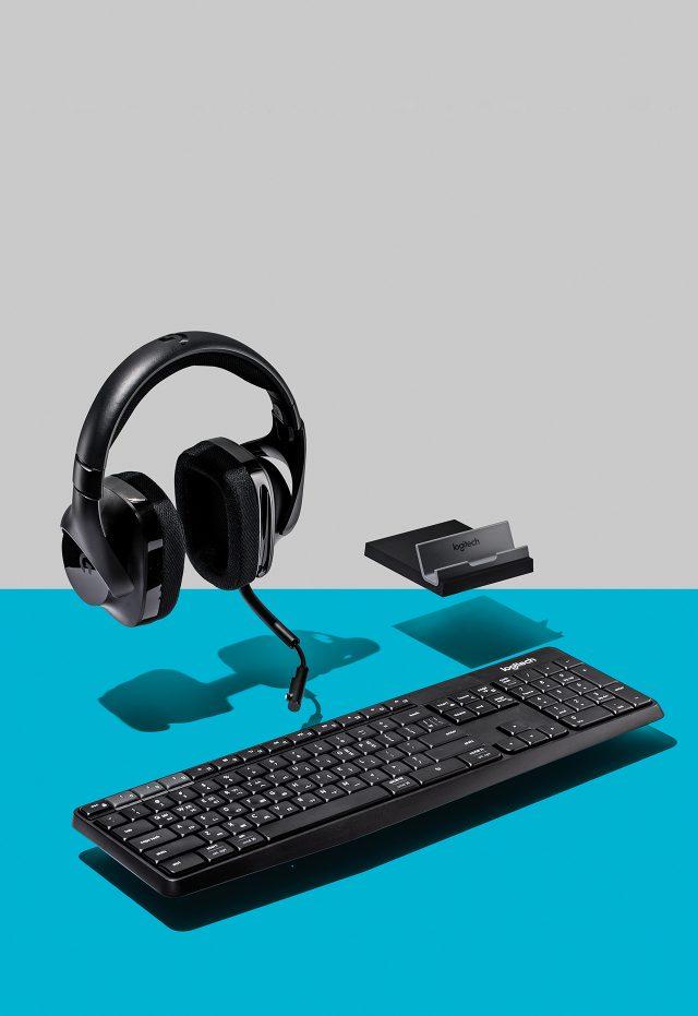 헤드셋 16만9000원 | 키보드 3만4900원 www.logitech.com/ko-kr