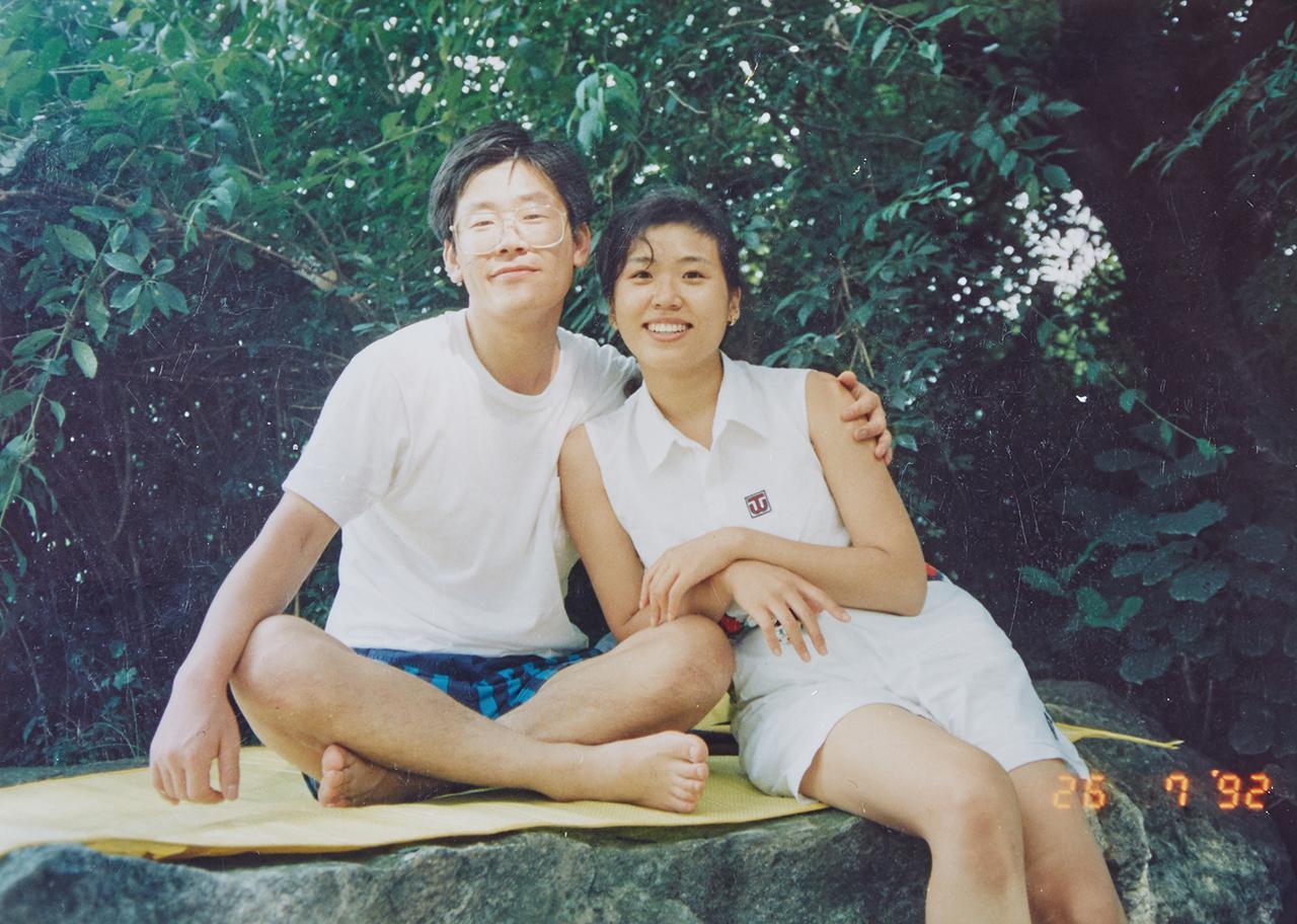 이재명 성남시장의 아내 김혜경을 만났다.