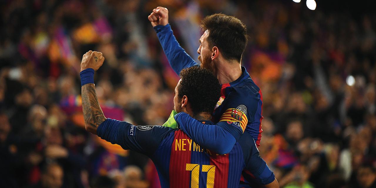 FC 바르셀로나는 축구 역사상 한 번도 일어난 적 없는 역전승을 이뤘다. 스포츠가 얼마나 감동적인가를 증명한 100분이었다.