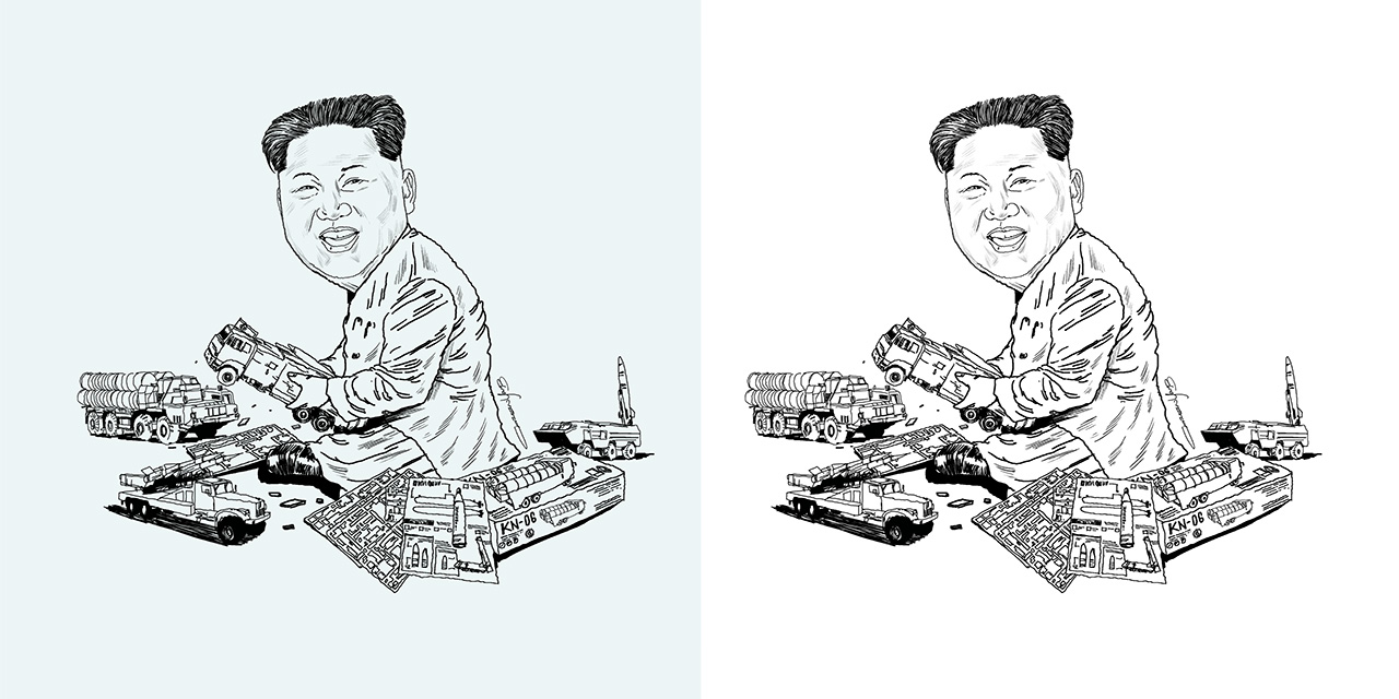북한은 지금도 조용히 우리를 위협하는 신무기를 개발하고 있다.