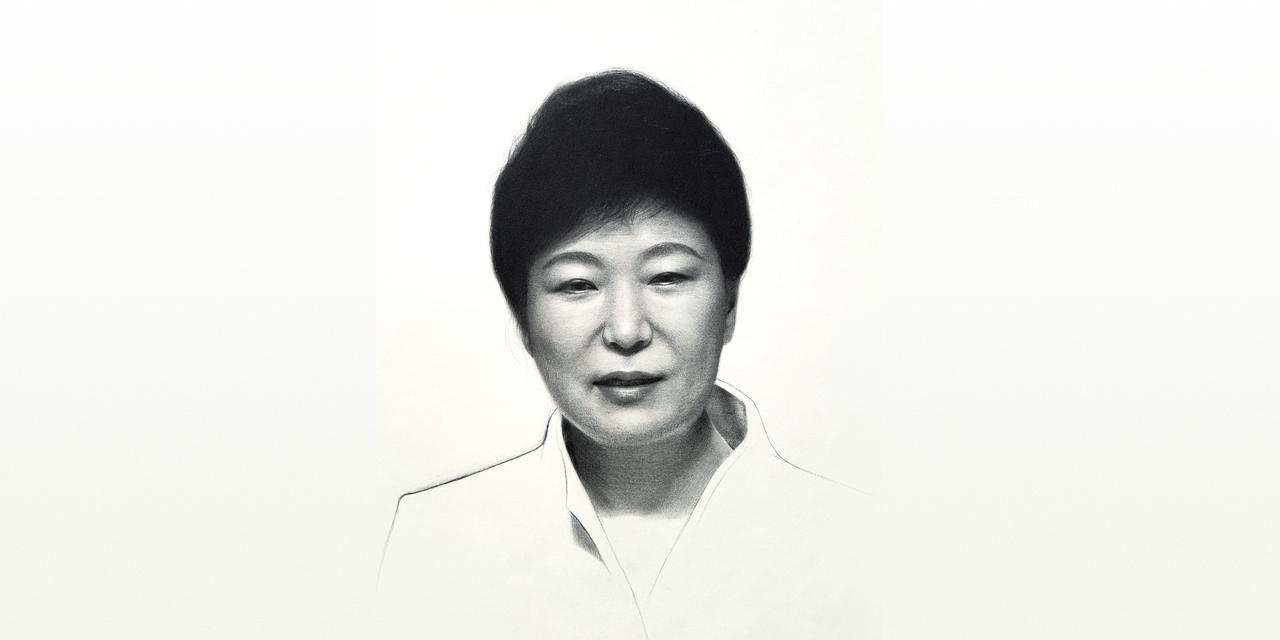 2012년 12월 19일부터 2017년 3월 10일까지, 이 얼굴이 한국의 대통령이었다.