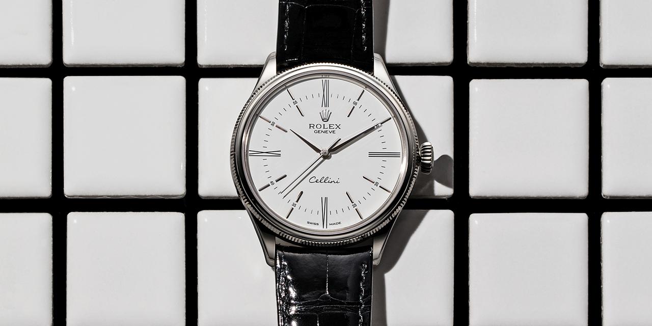 좋은 시계는 화려할 필요가 없다. 아름다움은 균형에서 온다. 오늘의 드레스 워치가 증명한다.