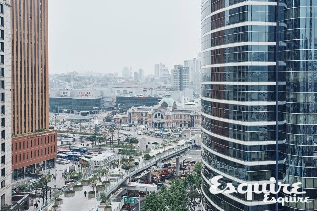 서울로 7017 - 에스콰이어