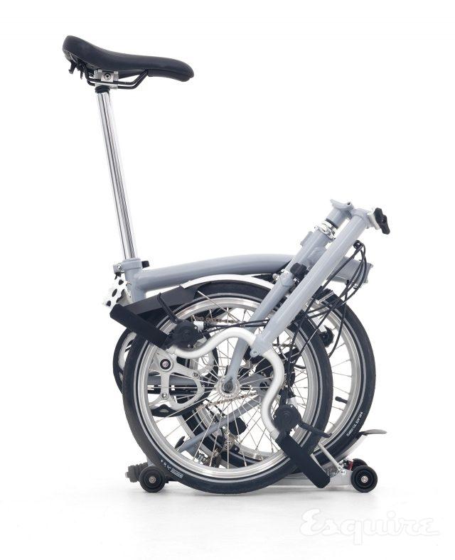브롬톤, 접이식 자전거 - 에스콰이어