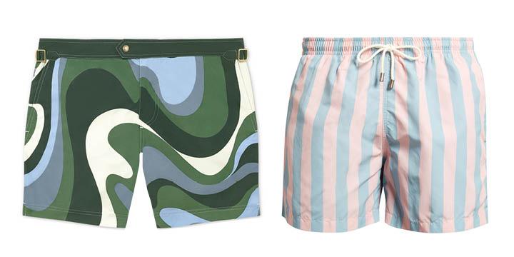 올여름 휴가엔 이 수영복을 가장 먼저 챙기도록.