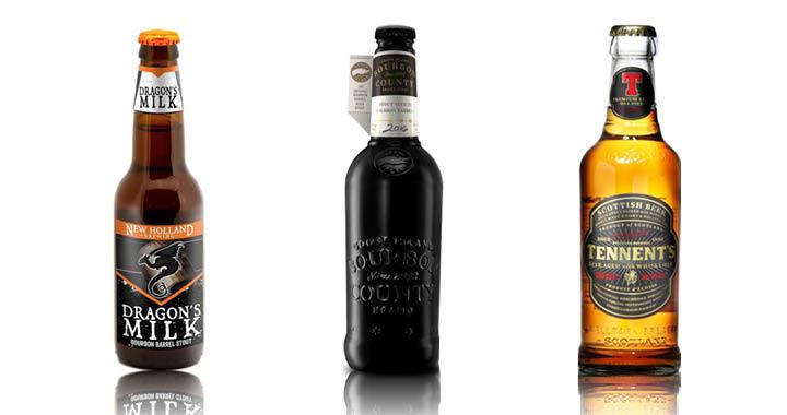 맥주를 오크통에 숙성시키면 상상 이상의 변화를 일으킨다.