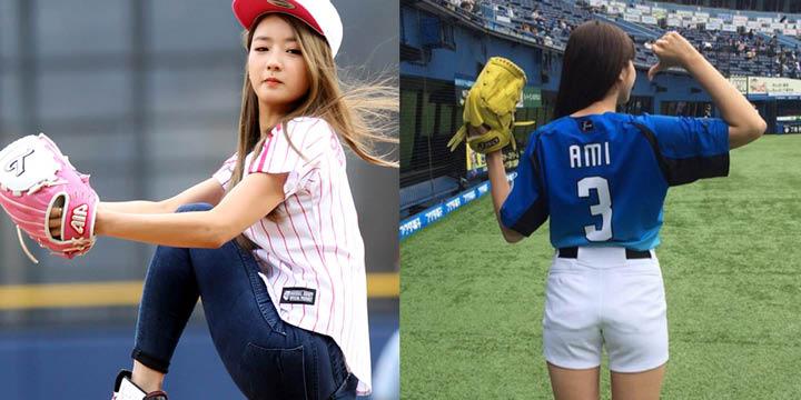 야구를 보는 재미가 늘었다. 풀 스윙 시구 여신들.