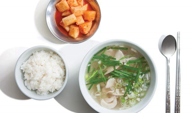 국밥 - 에스콰이어