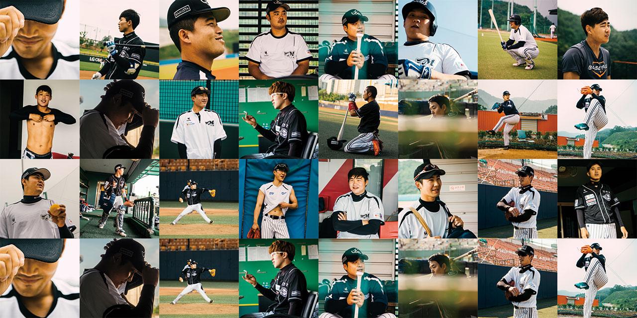 연천 미라클 선수들은 오늘도 각자의 야구를 한다.
