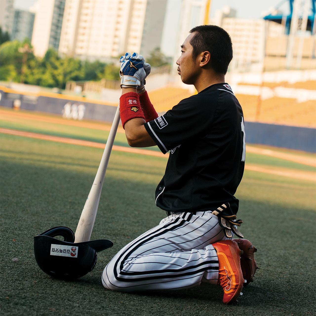 """<strong>유지창(1번, 1989년생), 내야수</strong><br/>""""자신 있어요. 어릴 때는 아직 제 야구가 없으니까 조급하기도 하고 걱정도 했어요. 지금은 들어가기만 하면 크게 걱정하지 않을 것 같아요. 제 야구가 있으니까."""""""