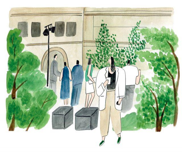 5 DAYS IN PARIS 에르메스 -에스콰이어