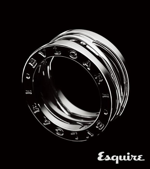 비제로원 디자인 레전드 3 밴드 링 가격200만원대 불가리.