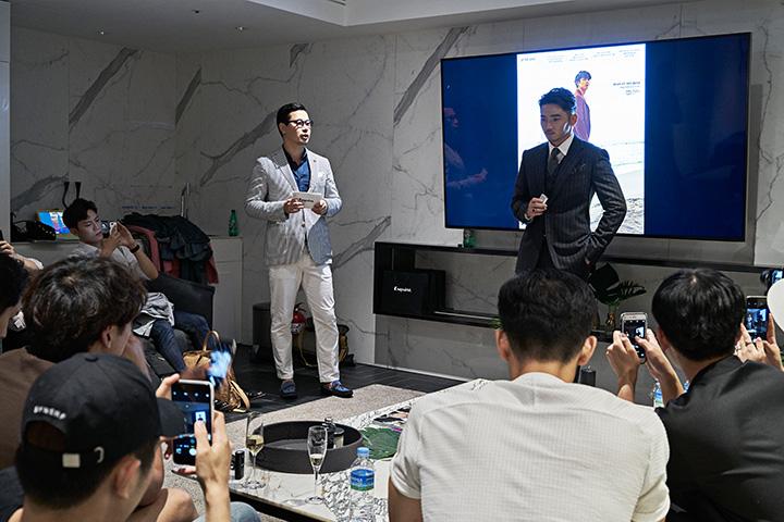 에스콰이어와 함께한 스타일리스트 박만현의 패션 스타일링 클래스
