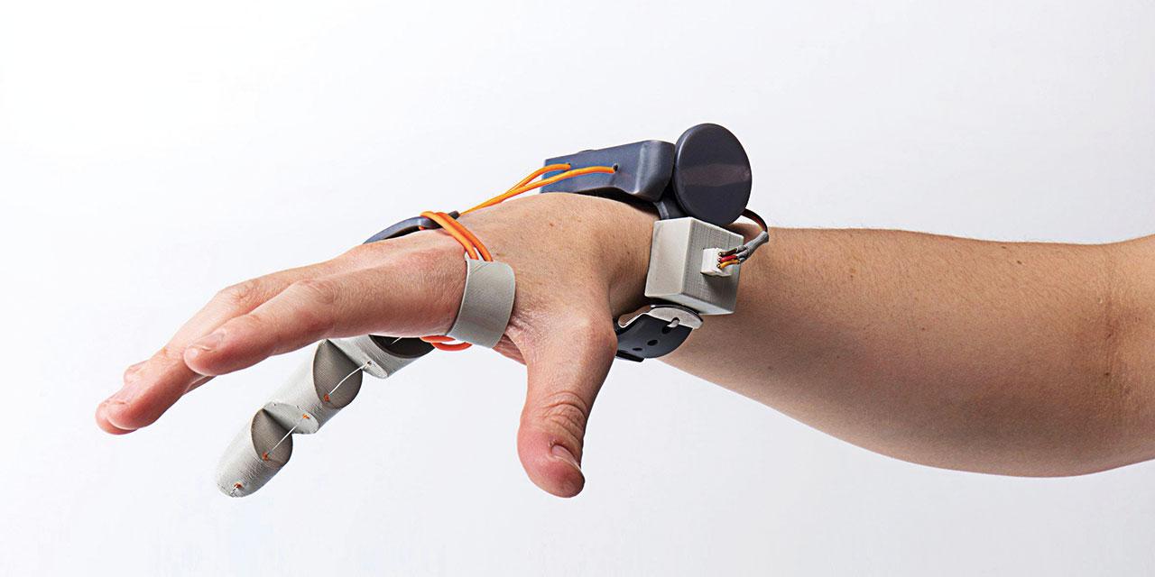 영국 왕립예술학교 대학원생이 3D 프린터로 개...