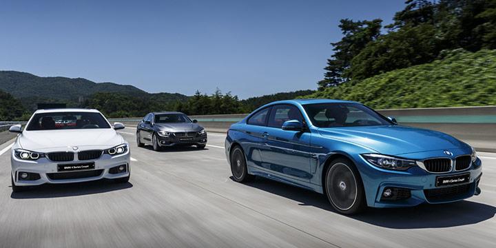 BMW 뉴 4시리즈가 공개되었다. 큰 변화는 아니지만 주목해볼만 하다.