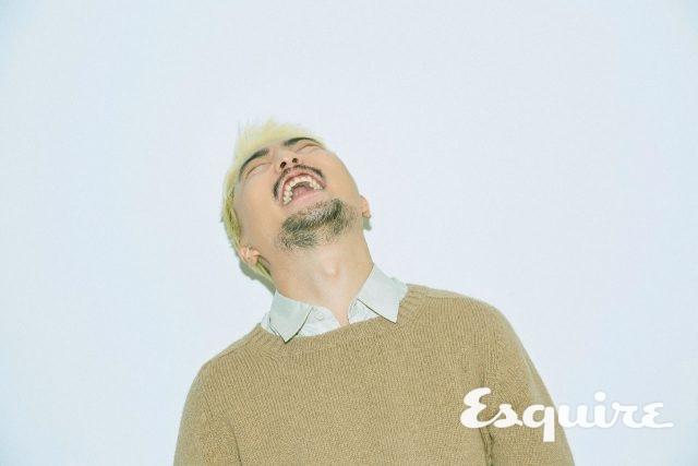 유병재 - 에스콰이어