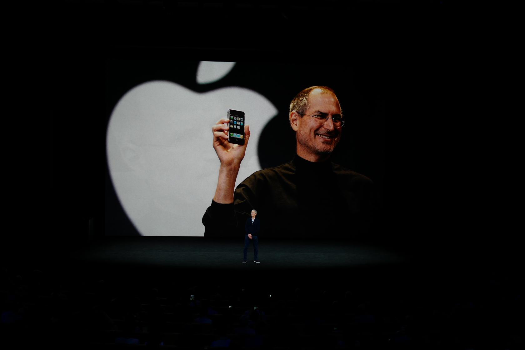 9월 12일 열린 애플 키노트. 애플에게 드디어, 기다리던 그 말을 들었다.