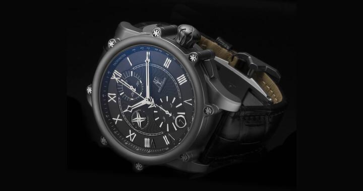한국 고유의 기술 100퍼센트로 만든 시계를 만나다.