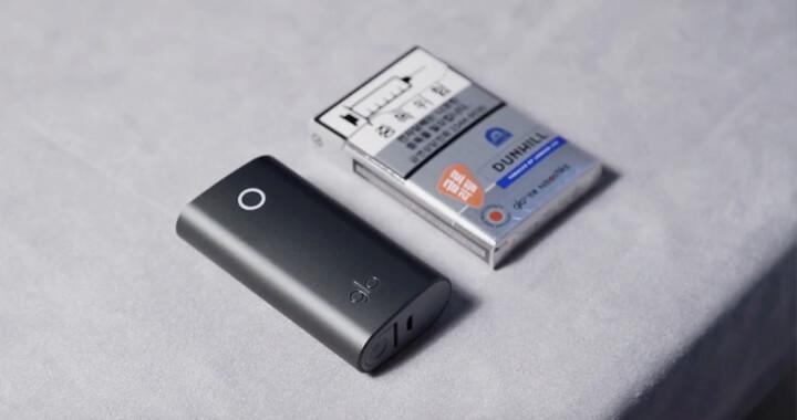 테크 제품 까드립니다. 신개념 테크 신제품 언박싱&리뷰. 그 첫 번째는 궐련형 전자담배 '글로'.
