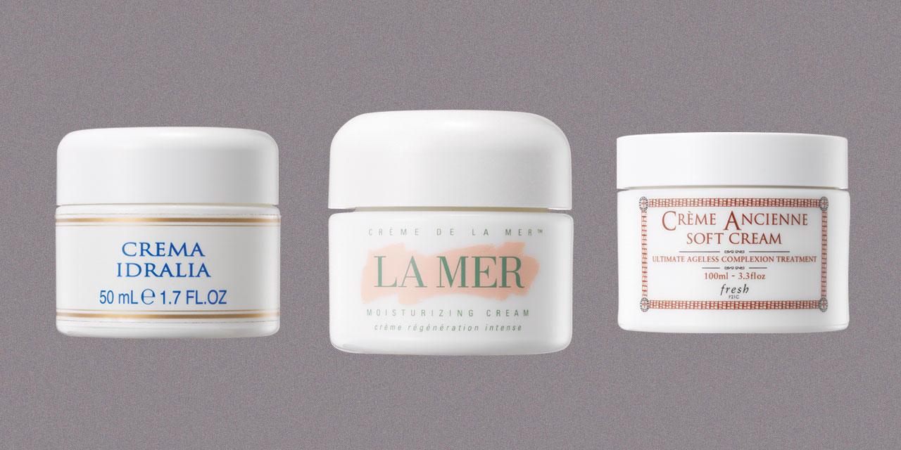 환절기에 유독 극성을 부리는 예민한 피부를 위한 크림 세 가지.