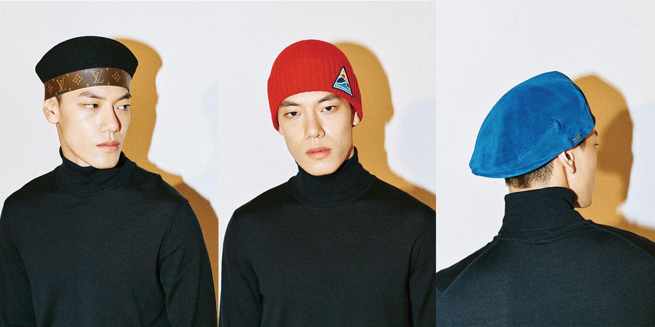 매일 쓰기에는 모자 9개도 모자라.