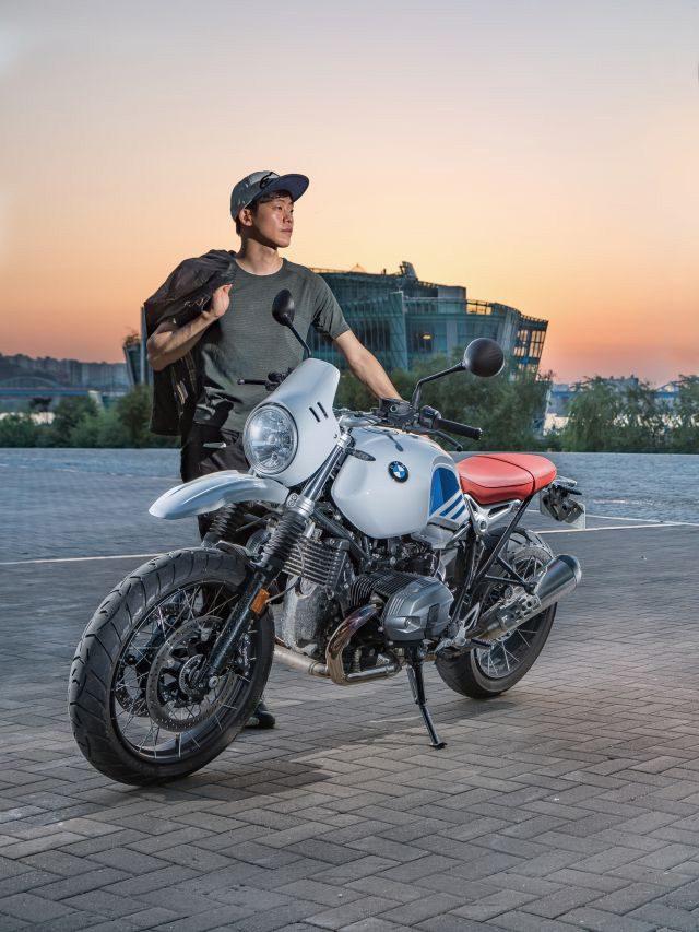 BMW R나인 T 어반 G/S엔진 공/유랭식 수평대향 2기통 | 출력 110마력/11.8kg·m | 변속기 6단 리턴 | 무게 209kg | 가격 2090만원