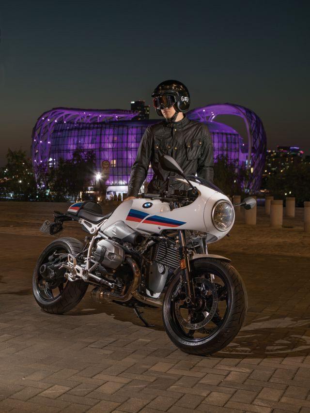BMW R나인 T 레이서엔진 공/유랭식 수평대향 2기통 | 출력110마력/11.8kg·m | 변속기6단 리턴 | 무게210kg | 가격2070만원