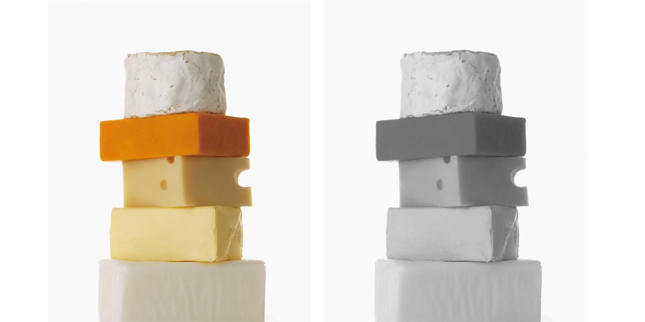 치즈라고 다 같은 치즈가 아니다.