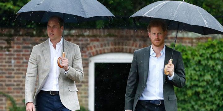 결혼을 앞둔 해리 왕자는 이렇게 입는다.