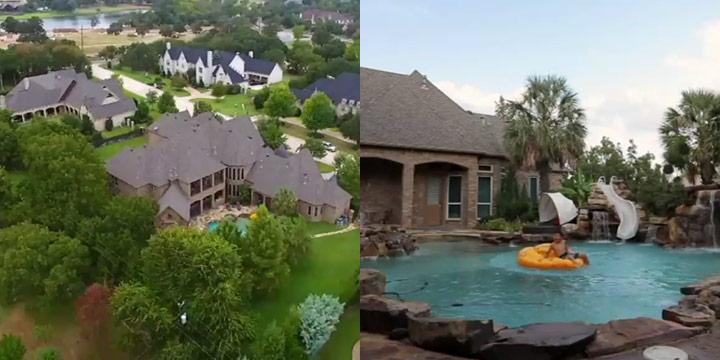 추신수 텍사스 대저택 매매 당시 가격은 한화 약 4억 8천만원. 현재 대치동 한 아파트 매매가는 14억 4천만원이다.