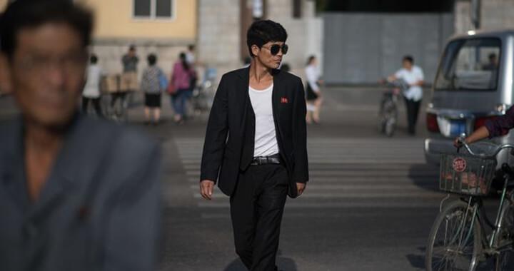 김정은의 커다란 재킷과 펑퍼짐한 팬츠 말고. 진짜 북한 스타일을 알고 싶다.