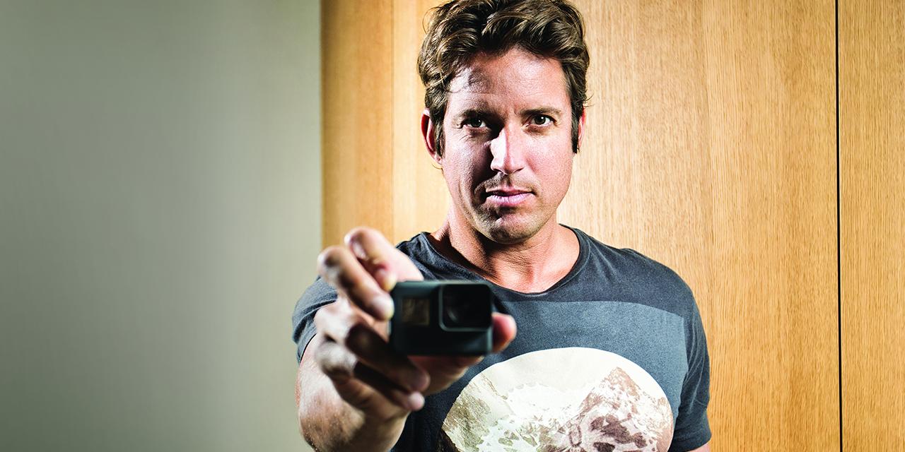 고프로 창업자 닉 우드먼이 생각하는 액션캠의 미래. 단순한 플랫폼 그 이상이다.