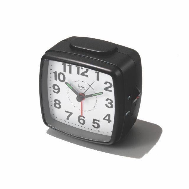 이록스 알람시계이록스는 가정용 고도계나 온도계 등을 만드는 스위스의 계측기 회사다. 귀여운 알람시계는 슈퍼에서도 판다. 17.9스위스 프랑.