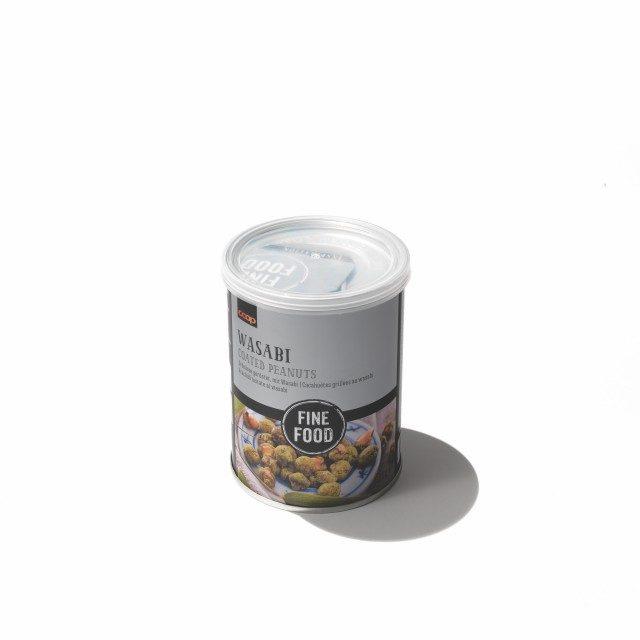 쿱 와사비 땅콩스위스의 양대 슈퍼마켓은 쿱(Coop)과 미그로(Migros)다. 여기도 PB 상품을 만든다. 3.95스위스 프랑.