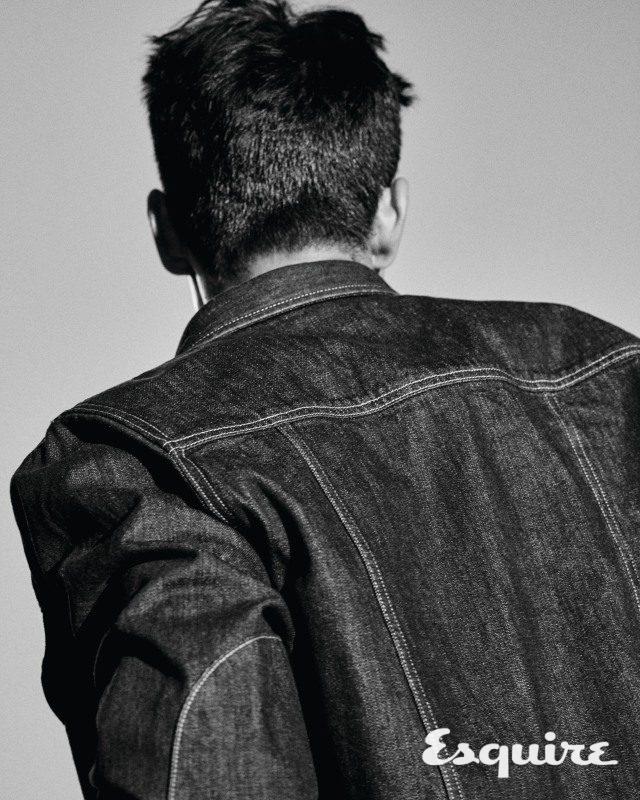 데님 트러커 재킷 캘빈클라인 205W39NYC by 10 꼬르소 꼬모.