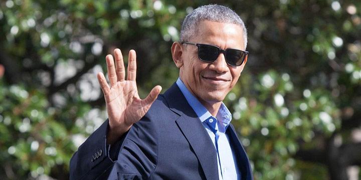 오바마가 새해를 맞아 그의 팔로워들에게 조언을 했다. 그것도 아주 따뜻하게.