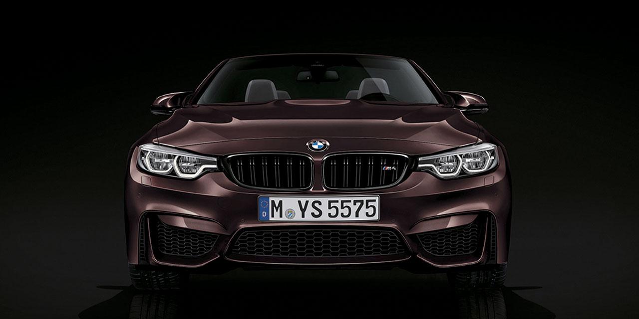 BMW M4 컨버터블 컴페티션 패키지는 평화와 흥분 사이를 쉽게 오간다. 변화는 극적이다.