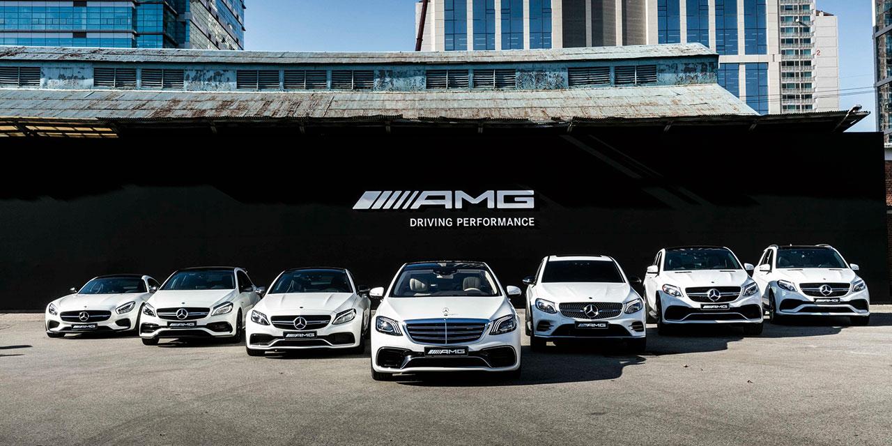 AMG는 과거 50년보다 앞으로 다가올 50년...
