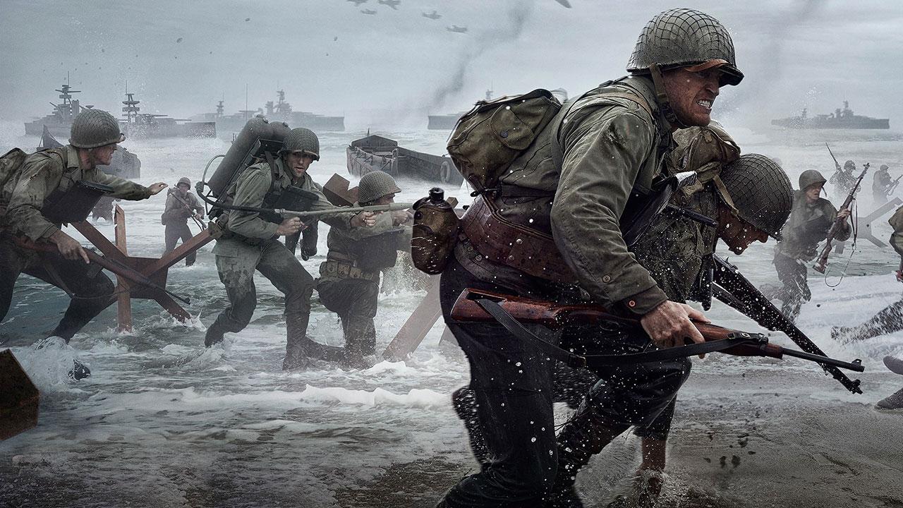 제2차 세계대전의 숨 막히는 전장 속에서 콜 오브 듀티의 이야기가 다시 시작된다.