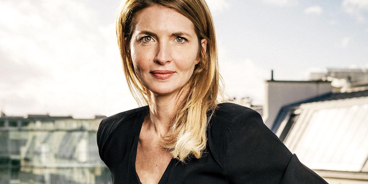 까르띠에 고급 시계 부문 디렉터 마리로라 세레드는 시계업계엔 유리 천장이 없다는 증거다.