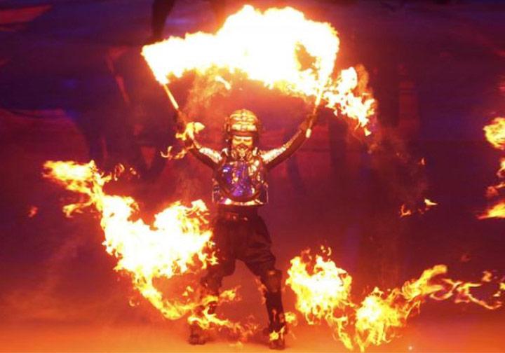 도깨비불 댄서