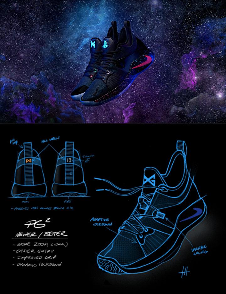 우주의 기운을 담은 첨단 스니커즈는 10만원대, Nike