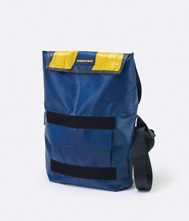프라이탁 메신저백은 속을 빼서 짐을 더 넣을 수도 있다. 의외로 실용적이다.