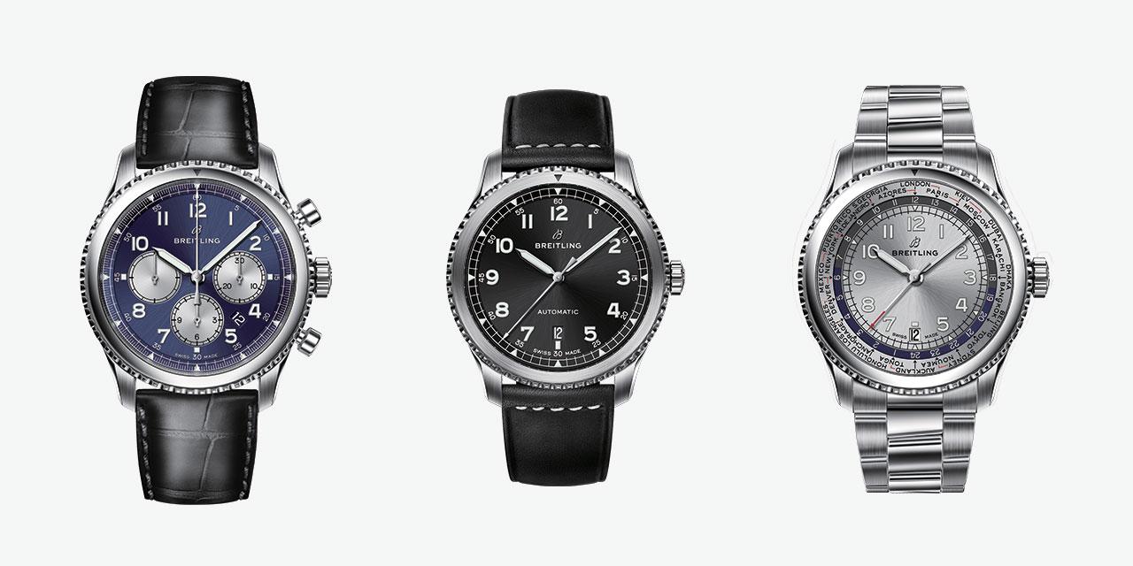 스위스의 대표적 항공 시계 브랜드가 상하이로 전 세계의 이목을 집중시켰다. 중요한 할 말이 있었다.