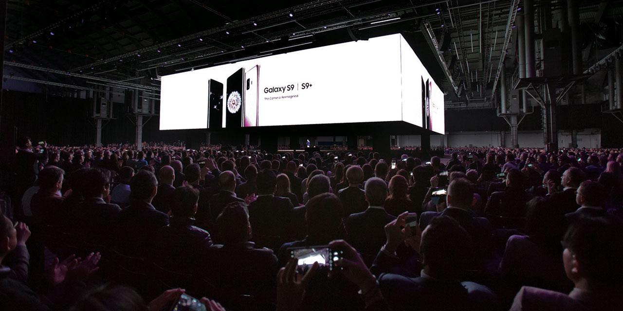 삼성 갤럭시 S9은 가장 발전한 전화기가 아니다. 새로운 개념의 통신 방법이자 문화다.